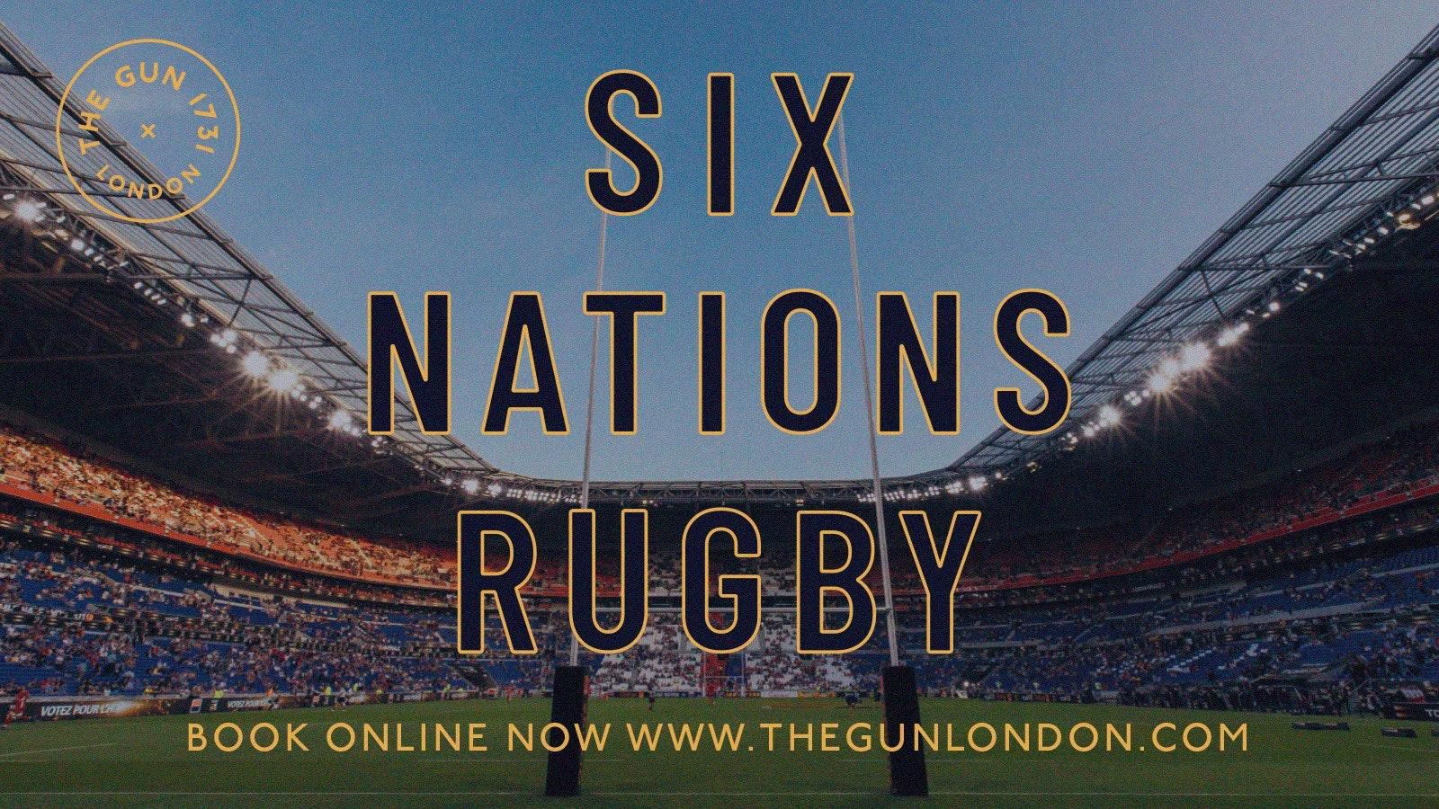 Six Nations – Ireland v Scotland