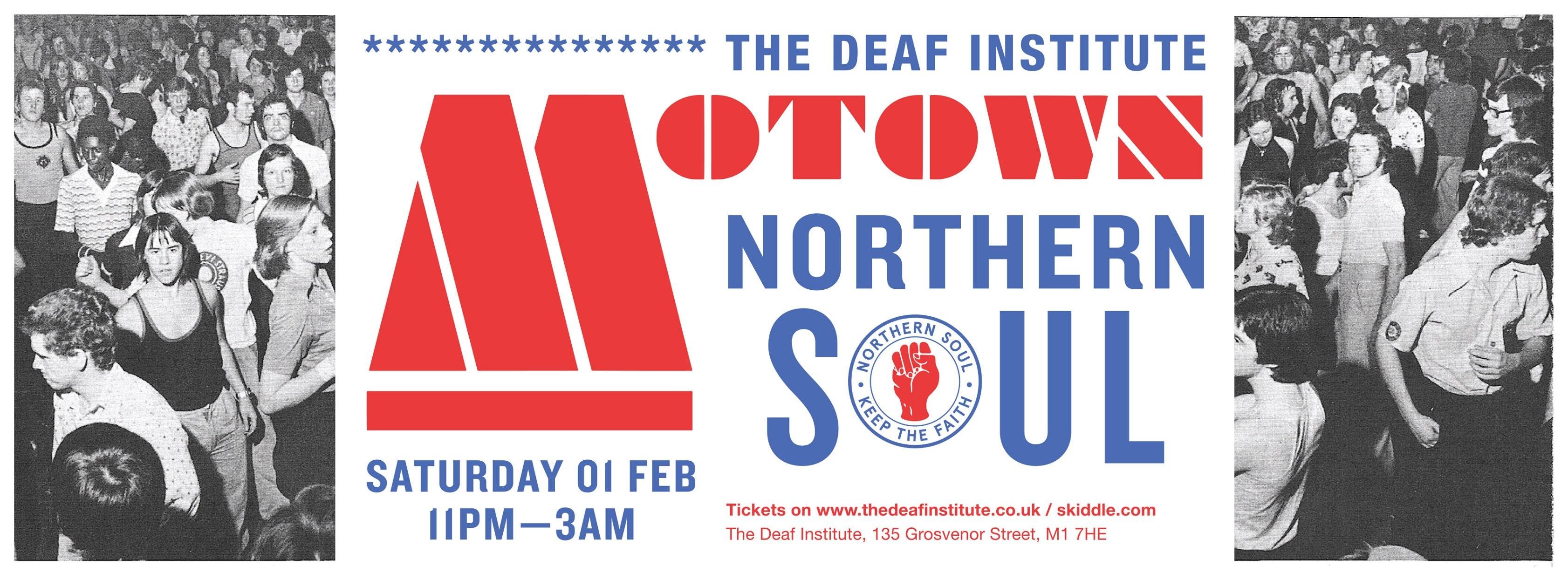 Northern Soul & Motown Evening