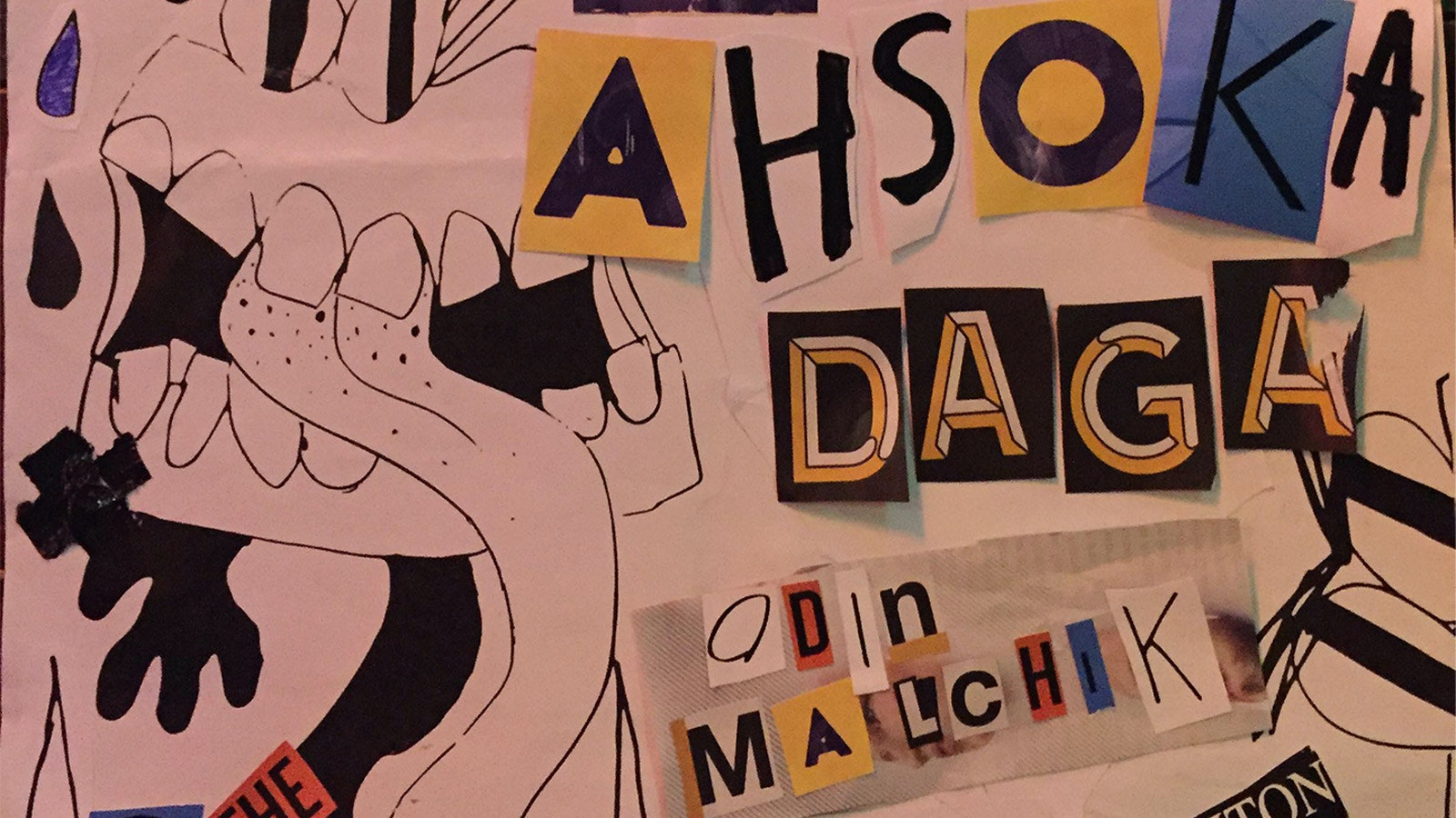 Stoked & Broke: Ahsoka + Daga + Odin Malchik
