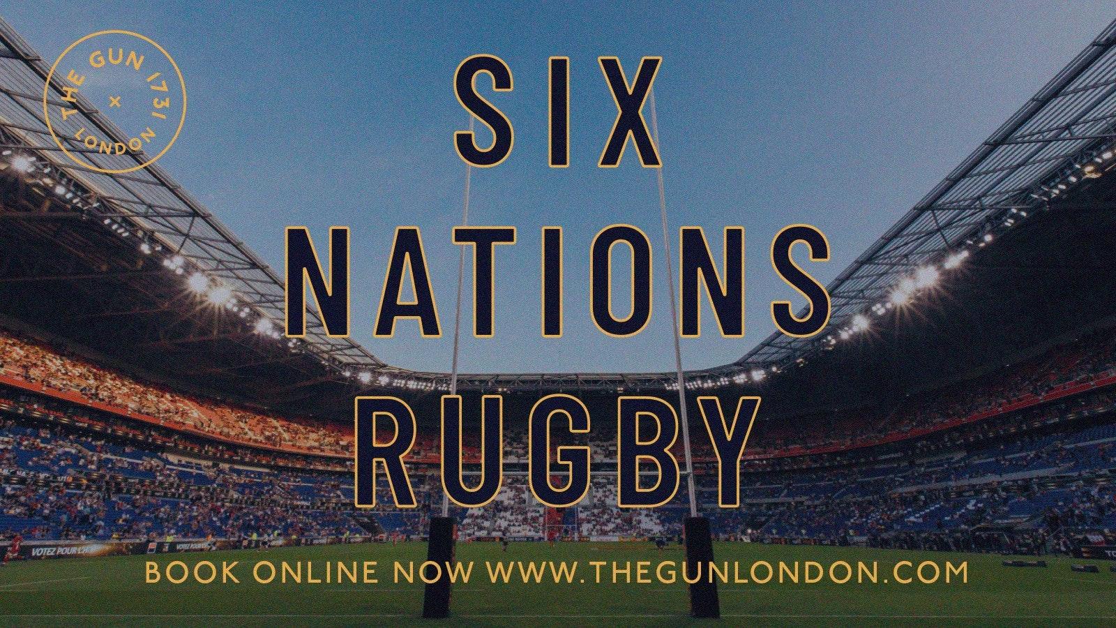 Six Nations – Wales v Scotland