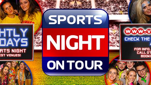 Sports Night on Tour – SNOBS!!