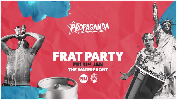 Propaganda Norwich – Frat Party
