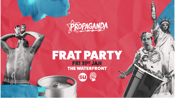 Propaganda Norwich – Frat Party
