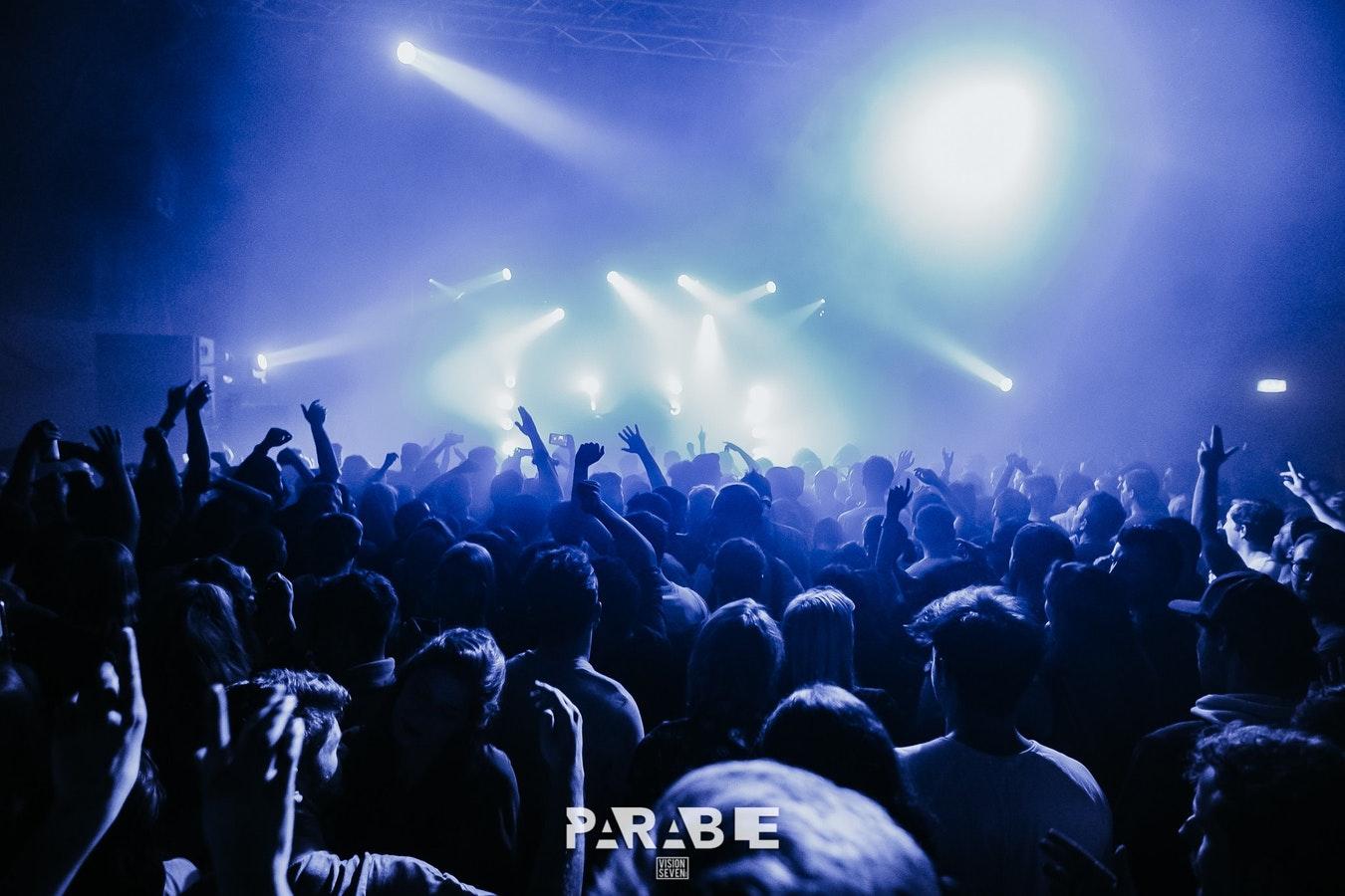 Parable presents: Kollektiv Turmstrasse, Jimi Jules, BOg