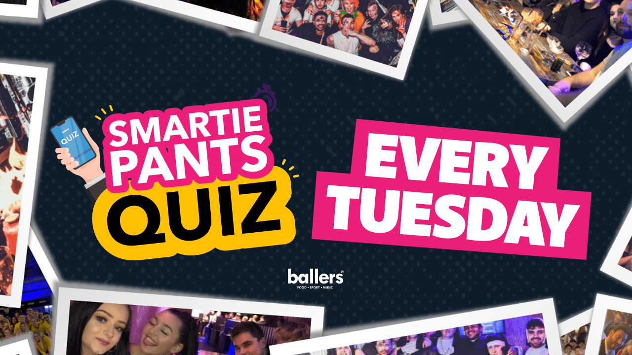 Smartie Pants Quiz