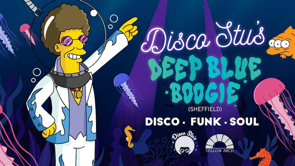 Disco Stu's – Deep Blue Boogie