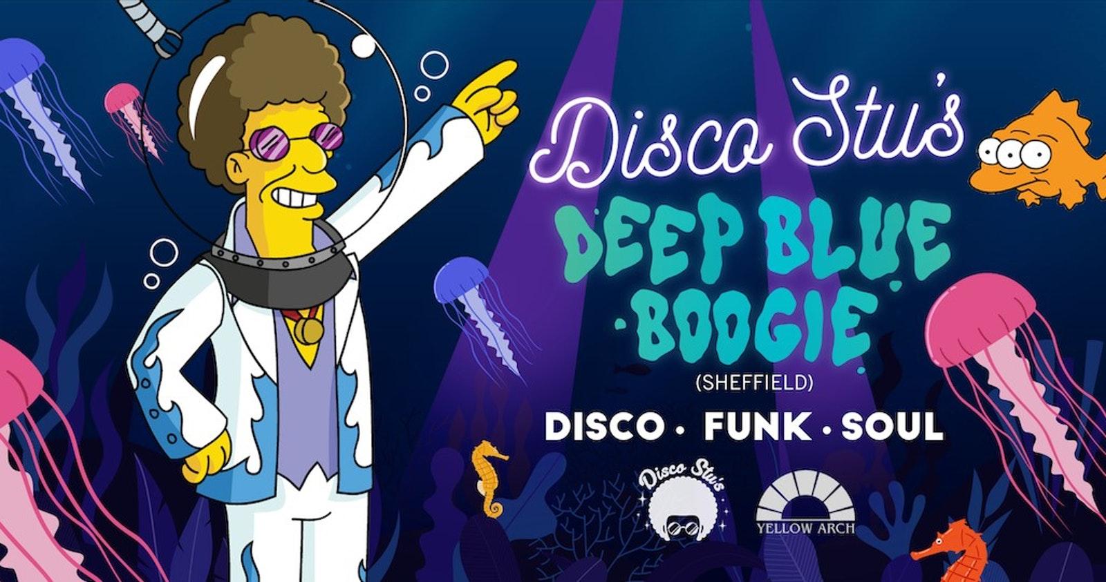 Disco Stu's – Deep Blue Boogie