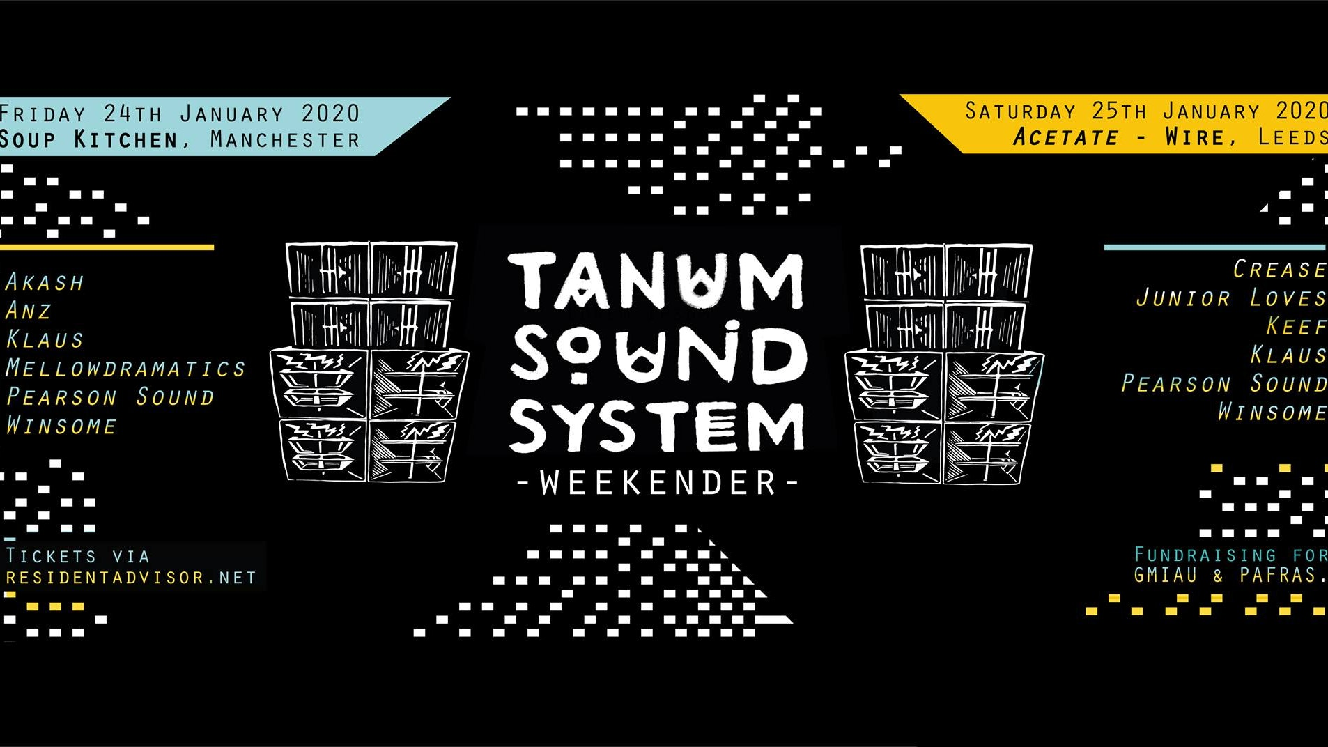 Tanum Soundsystem x Acetate