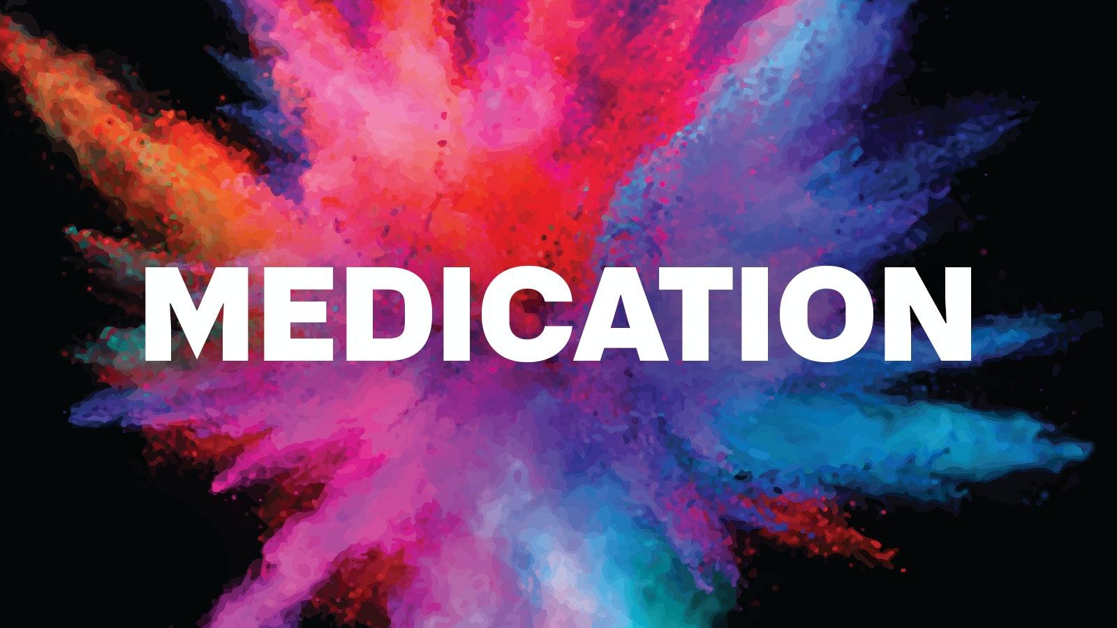 MEDICATION 27.03.20