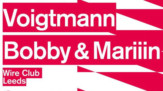 Pleasure Club 2nd Birthday (Leeds) // Voigtmann, Bobby & Mariiin
