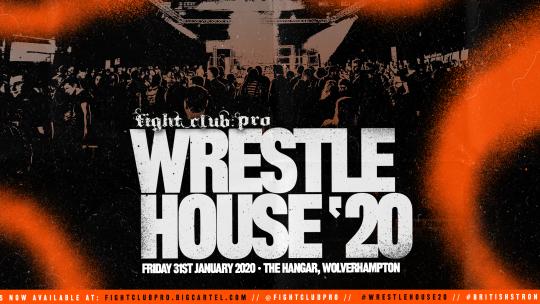 Fight Club: PRO WrestleHouse '20