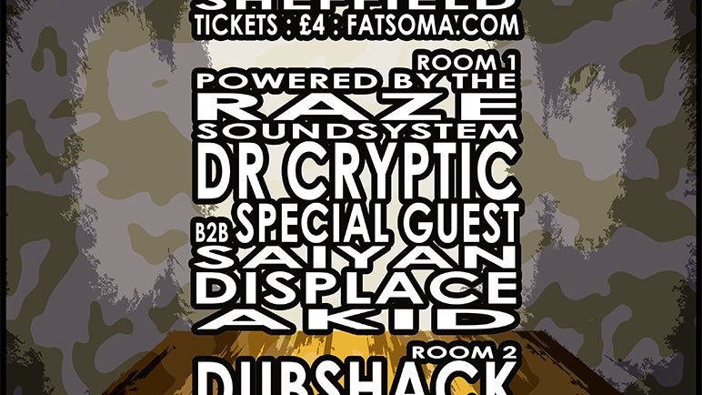 A Proper Sheffield Party (£4 Tickets!) // Yellow Arch