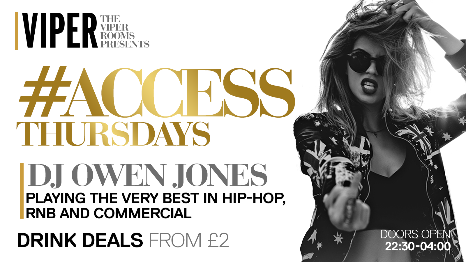 #Access Thursdays