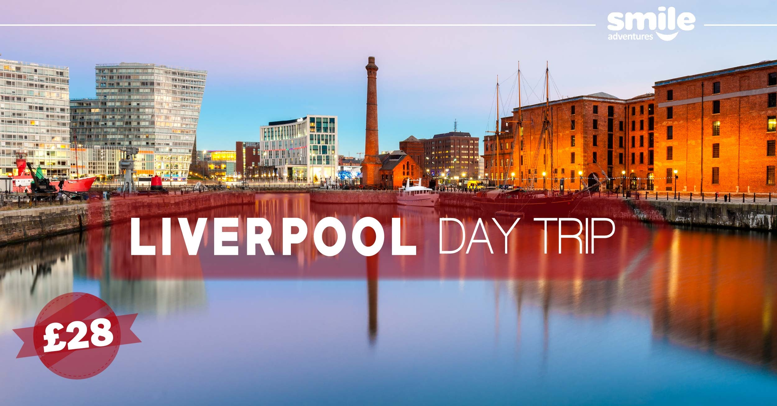 Liverpool Day Trip – From Manchester
