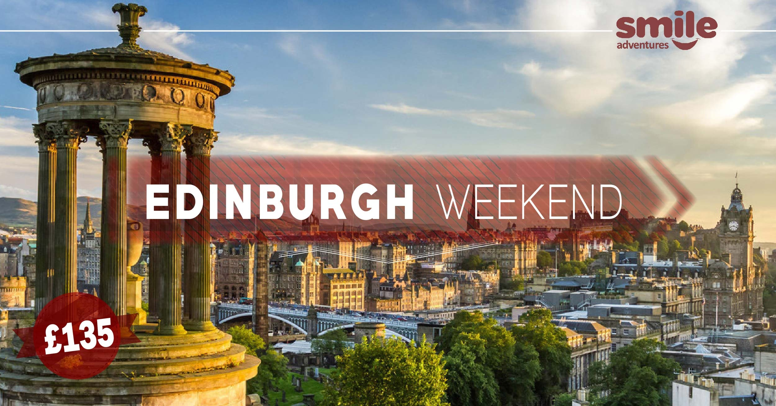Edinburgh Weekend – From Manchester