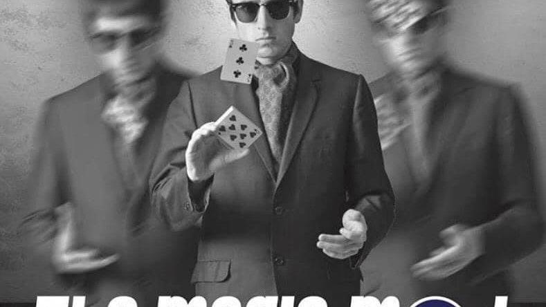 The Magic Mod + Supports Louis Croft and Ryan Dunn (Gazelle)