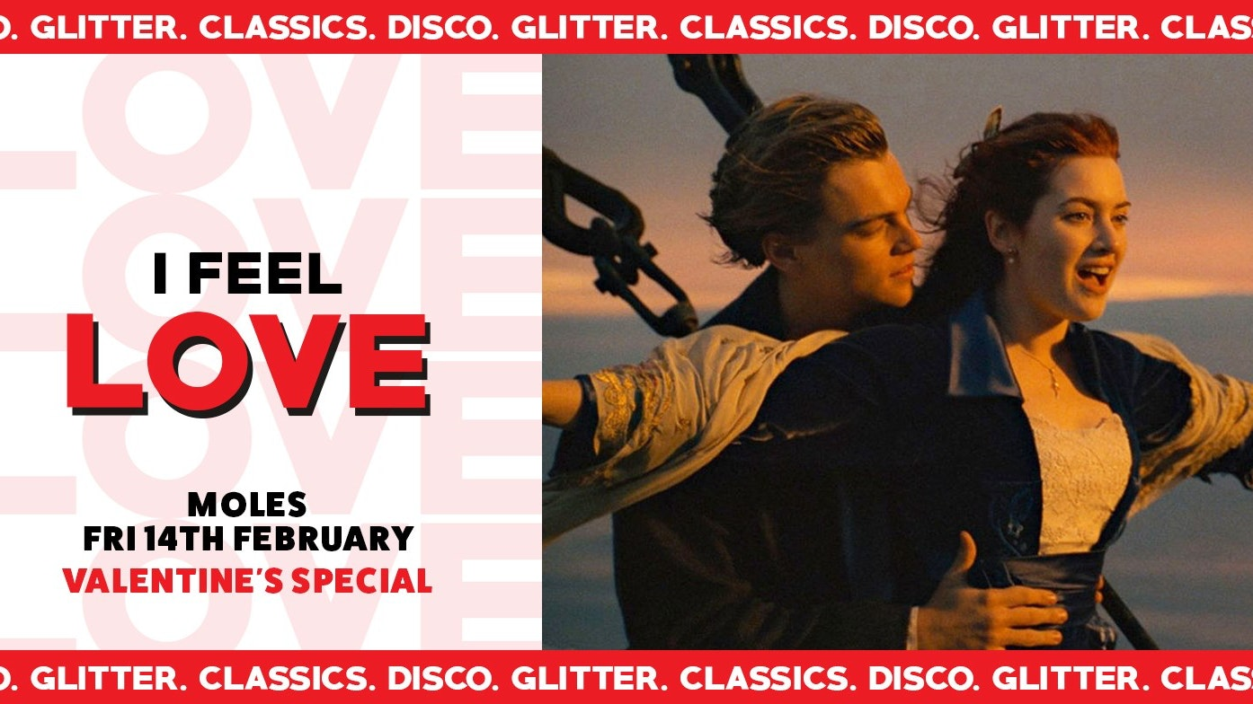 I  Feel Love: Disco, Glitter & Valentines