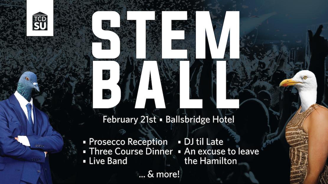 Trinity STEM Ball 2020