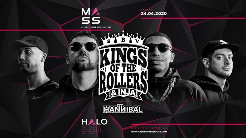 M A S S Presents – Kings Of The Rollers