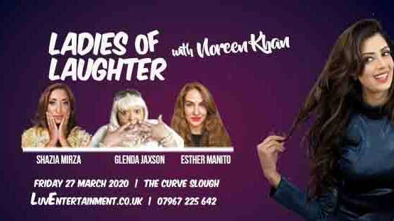 Ladies Of Laughter – Slough