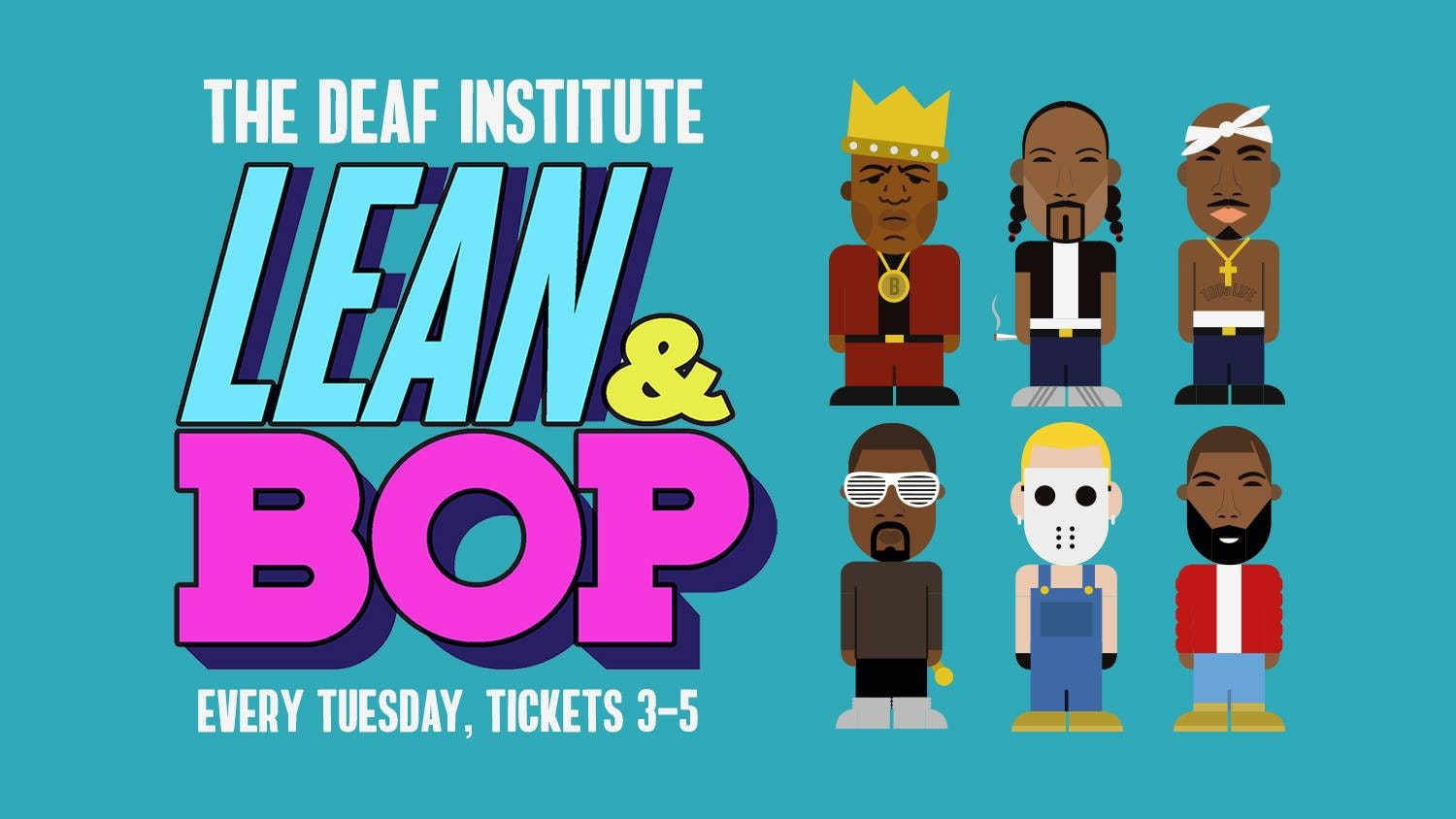 Lean & Bop – Old School vs. New School