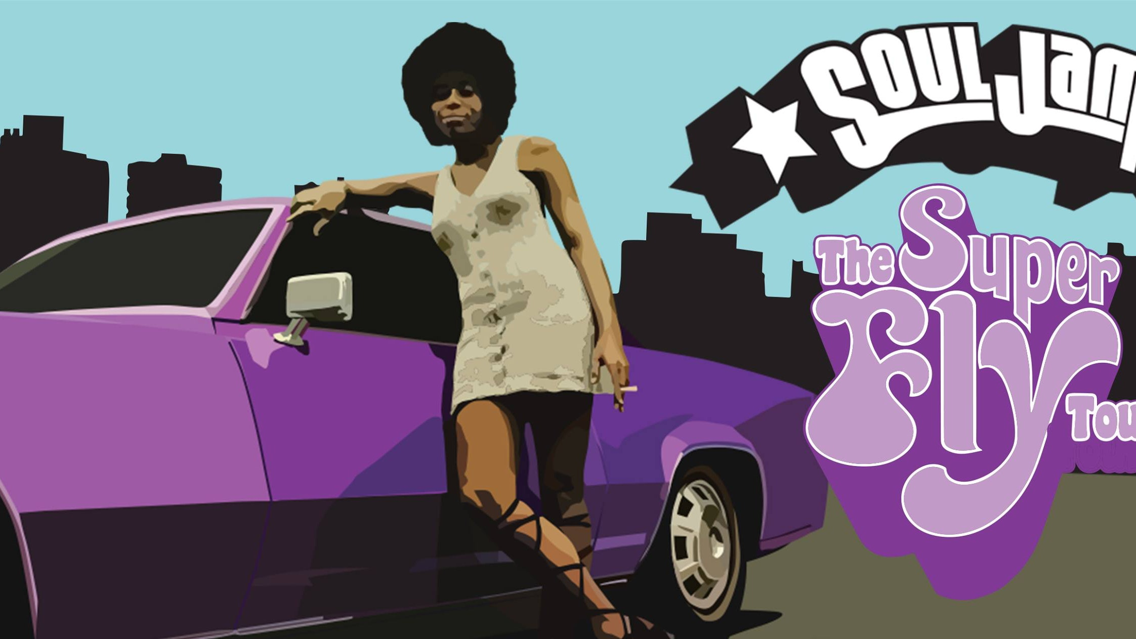 SoulJam / The Super Fly Tour / Manchester