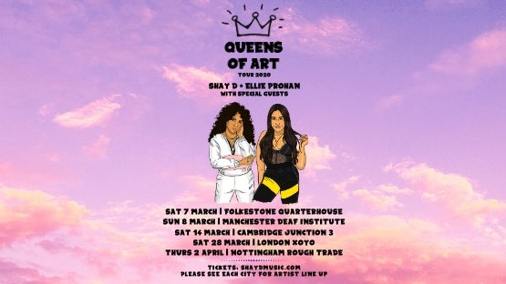 Shay D Presents Queens Of Art: Women In Hip Hop