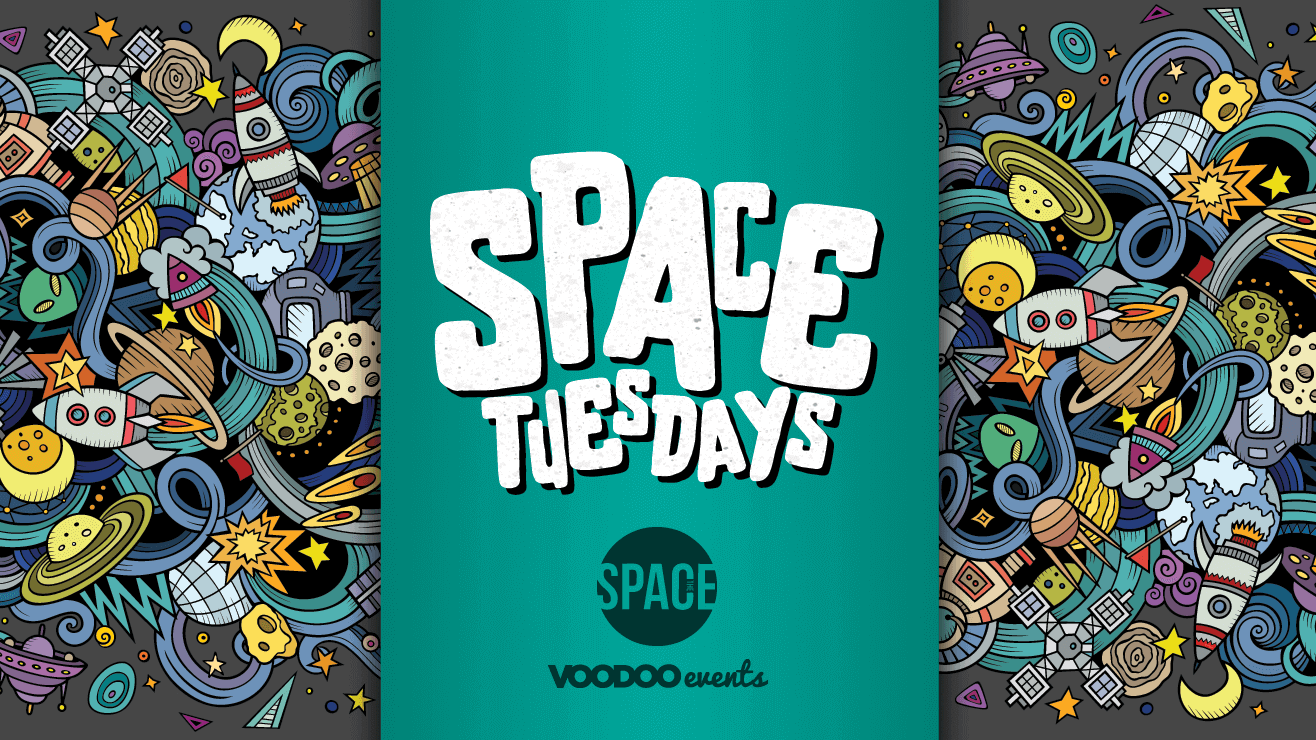 Space Tuesdays : Leeds
