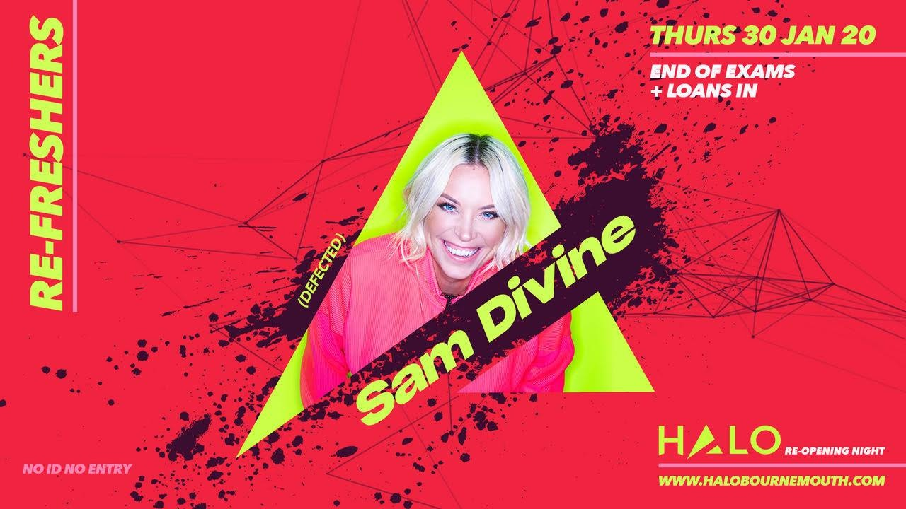 Re-Opening Party: Presents Sam Divine