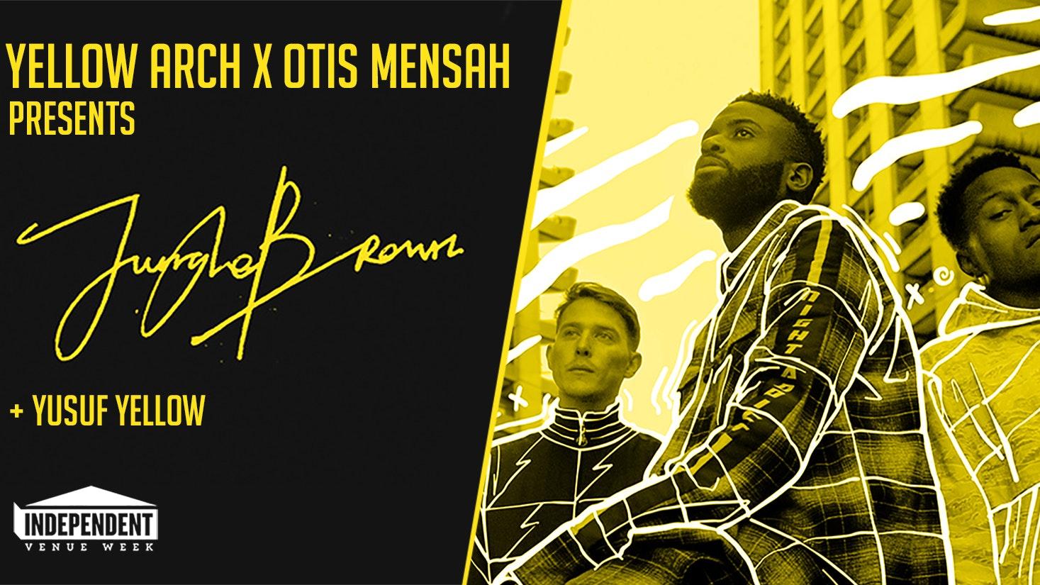 Otis Mensah x Yellow Arch pres. Jungle Brown