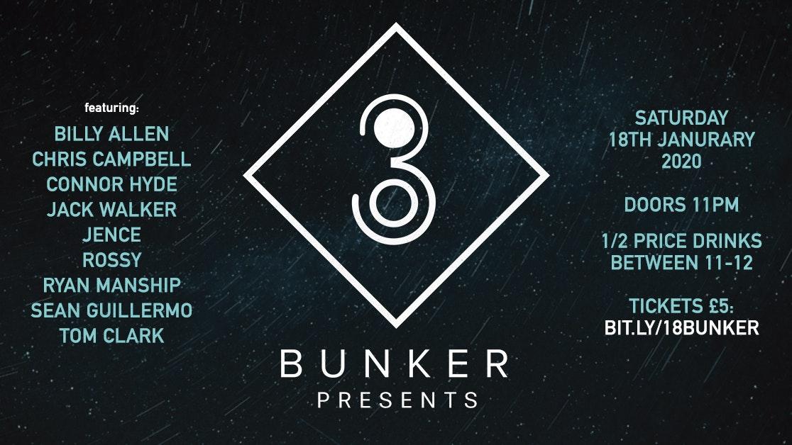 Bunker Presents…