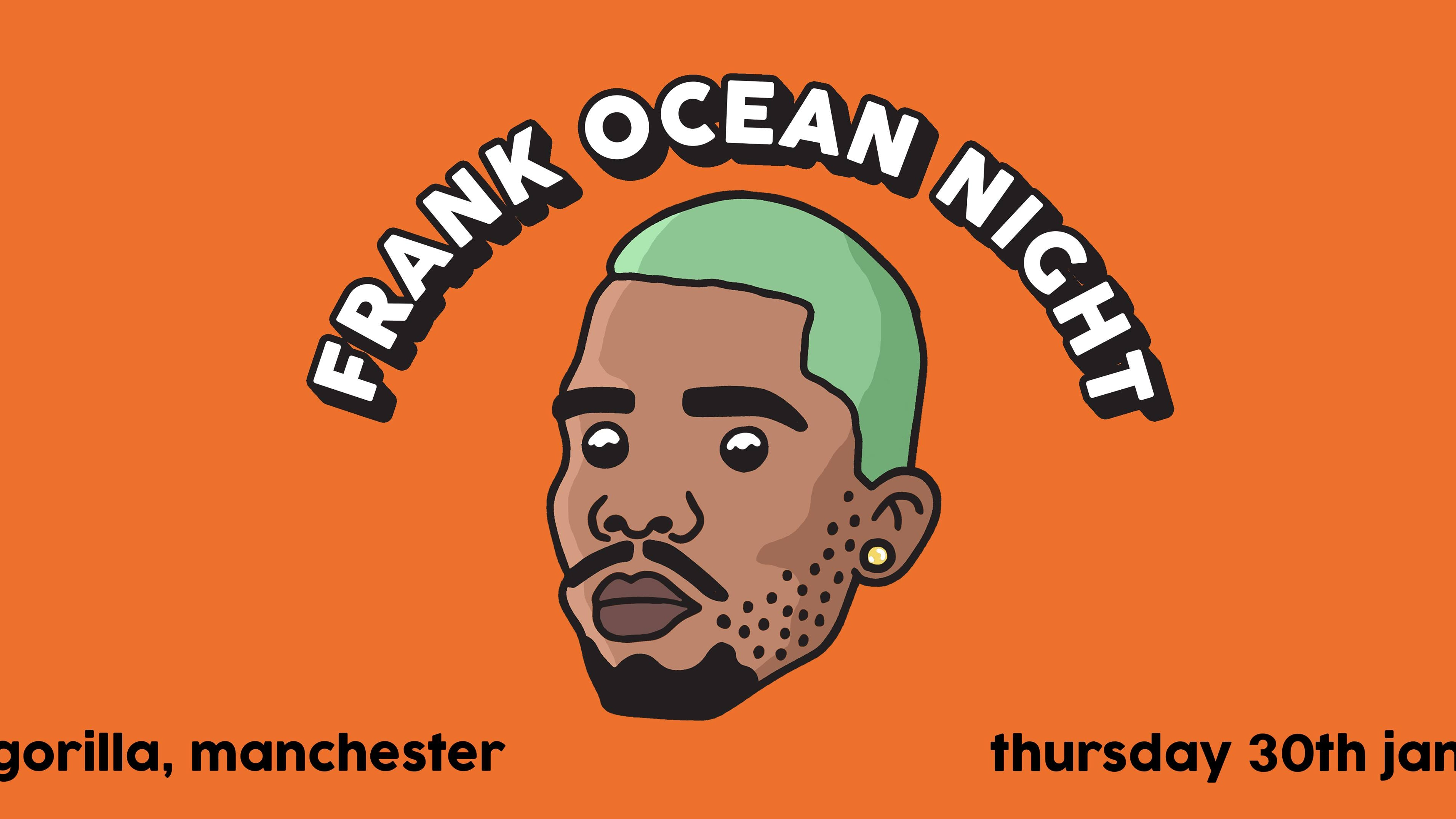 Frank Ocean Night