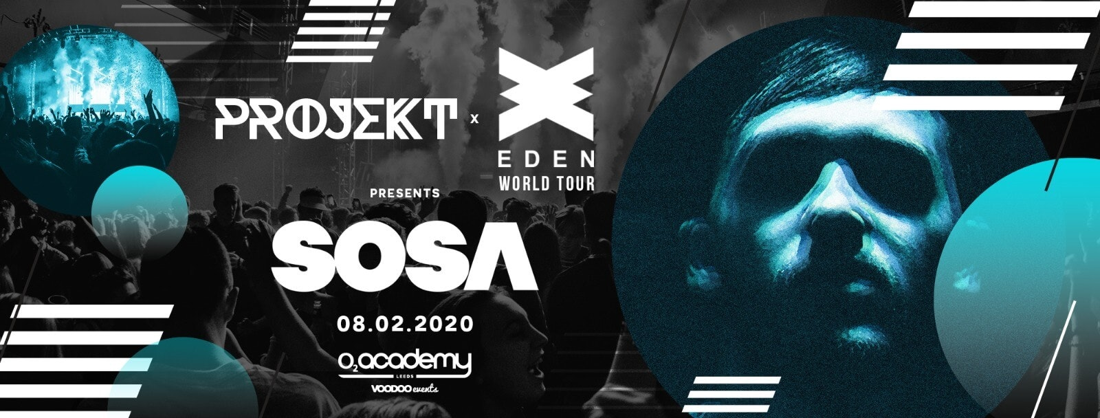 PROJEKT x Eden Ibiza World Tour present SOSA