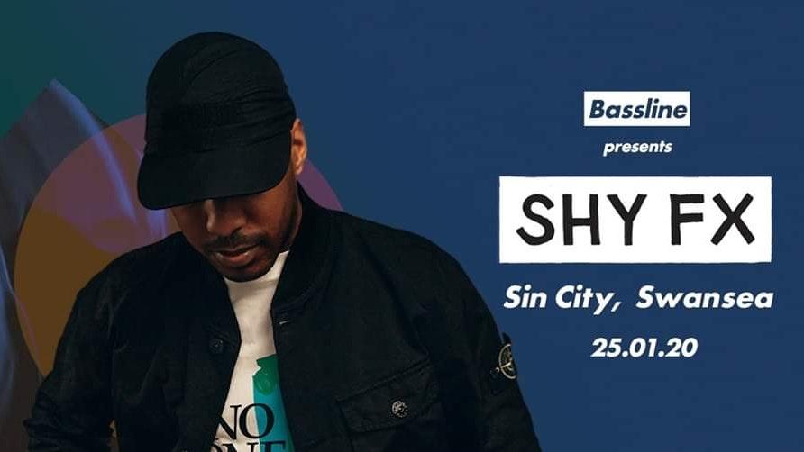 Bassline Presents: Shy FX