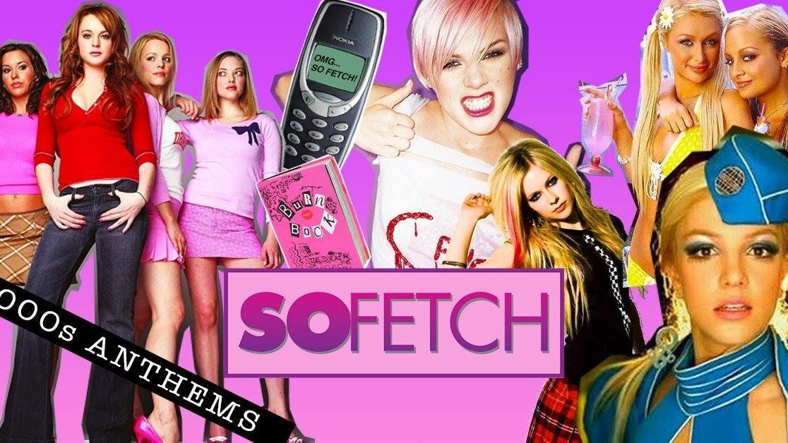 So Fetch / A Night Of Hilary Duff