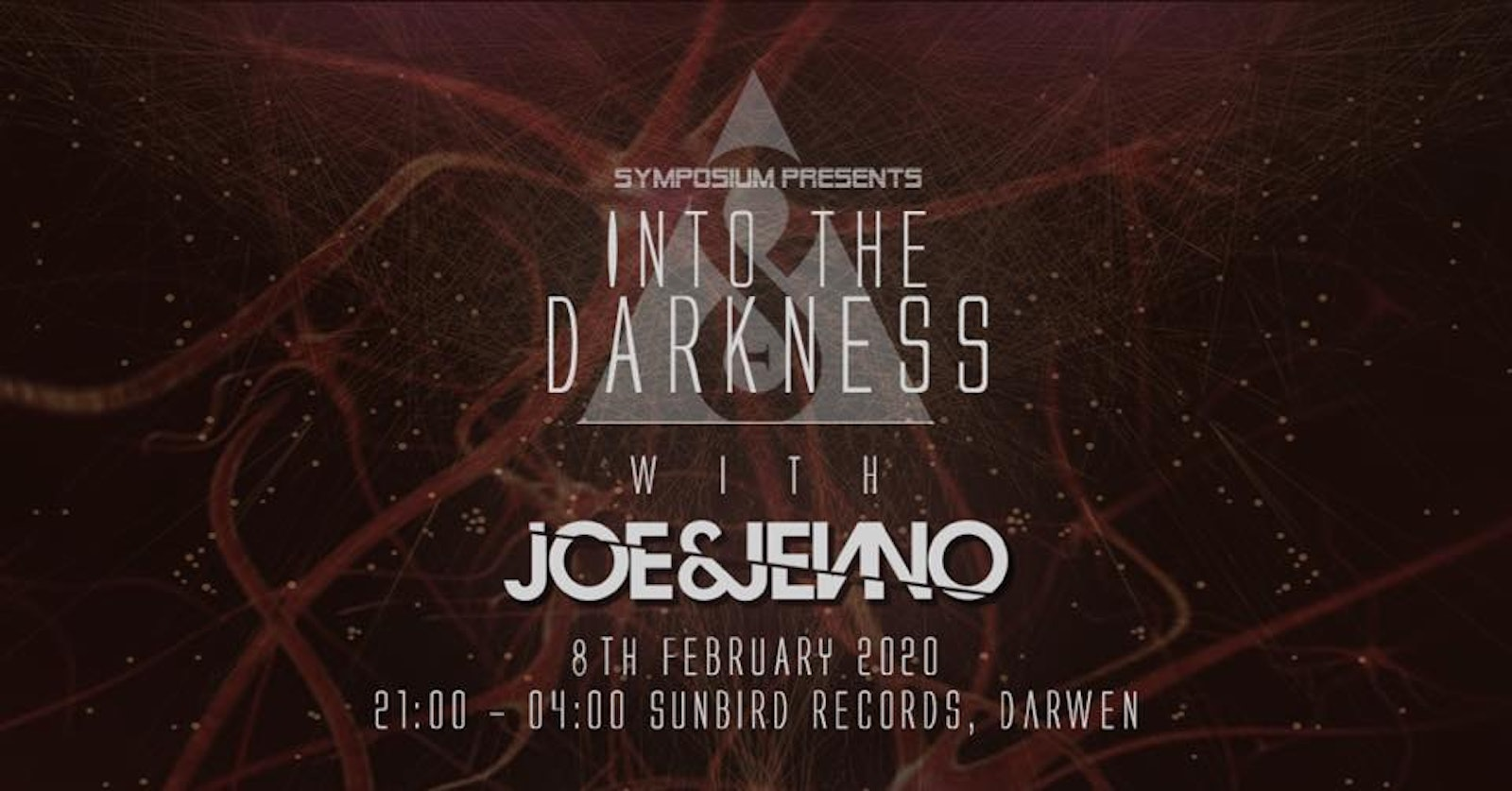 Symposium Presents: Into The Darkness
