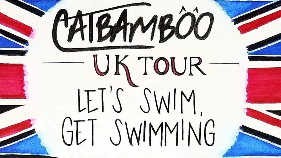 Catbamboo / Let's Swim, Get Swimming / Common Spit