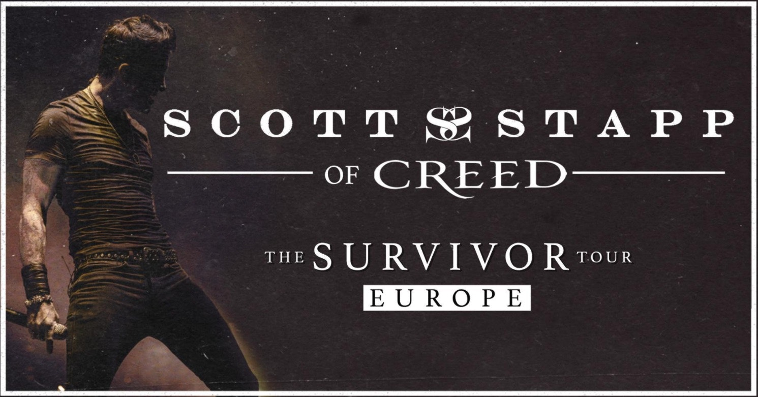 Scott Stapp – LIVE