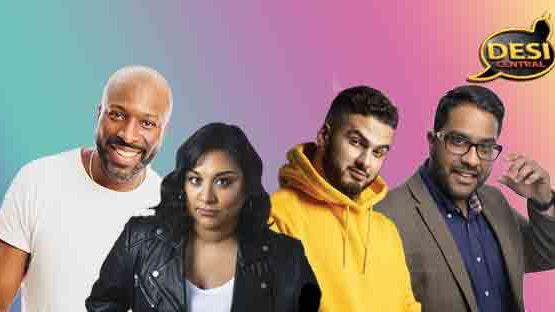 Desi Central Comedy Show – Nottingham