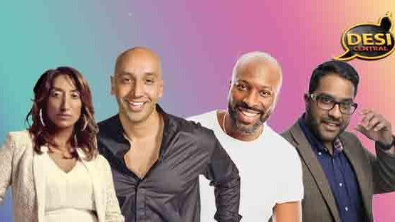 Desi Central Comedy Show – Brentford