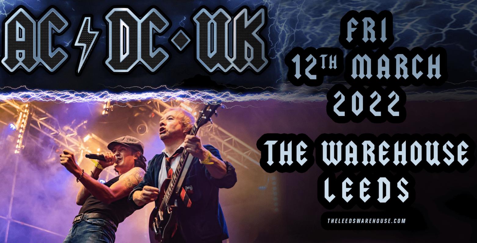AC/DC UK – LIVE