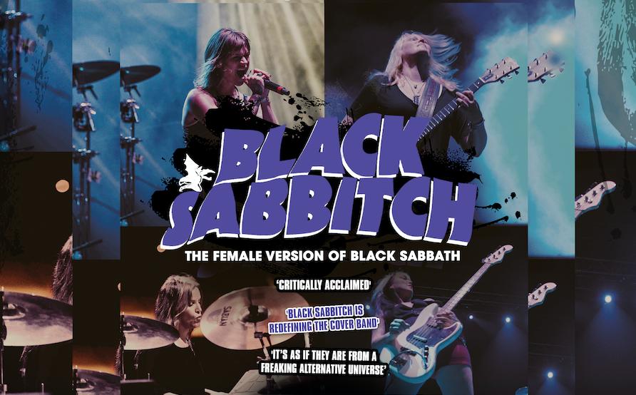 Black Sabbitch | The All Female Black Sabbath – LIVE
