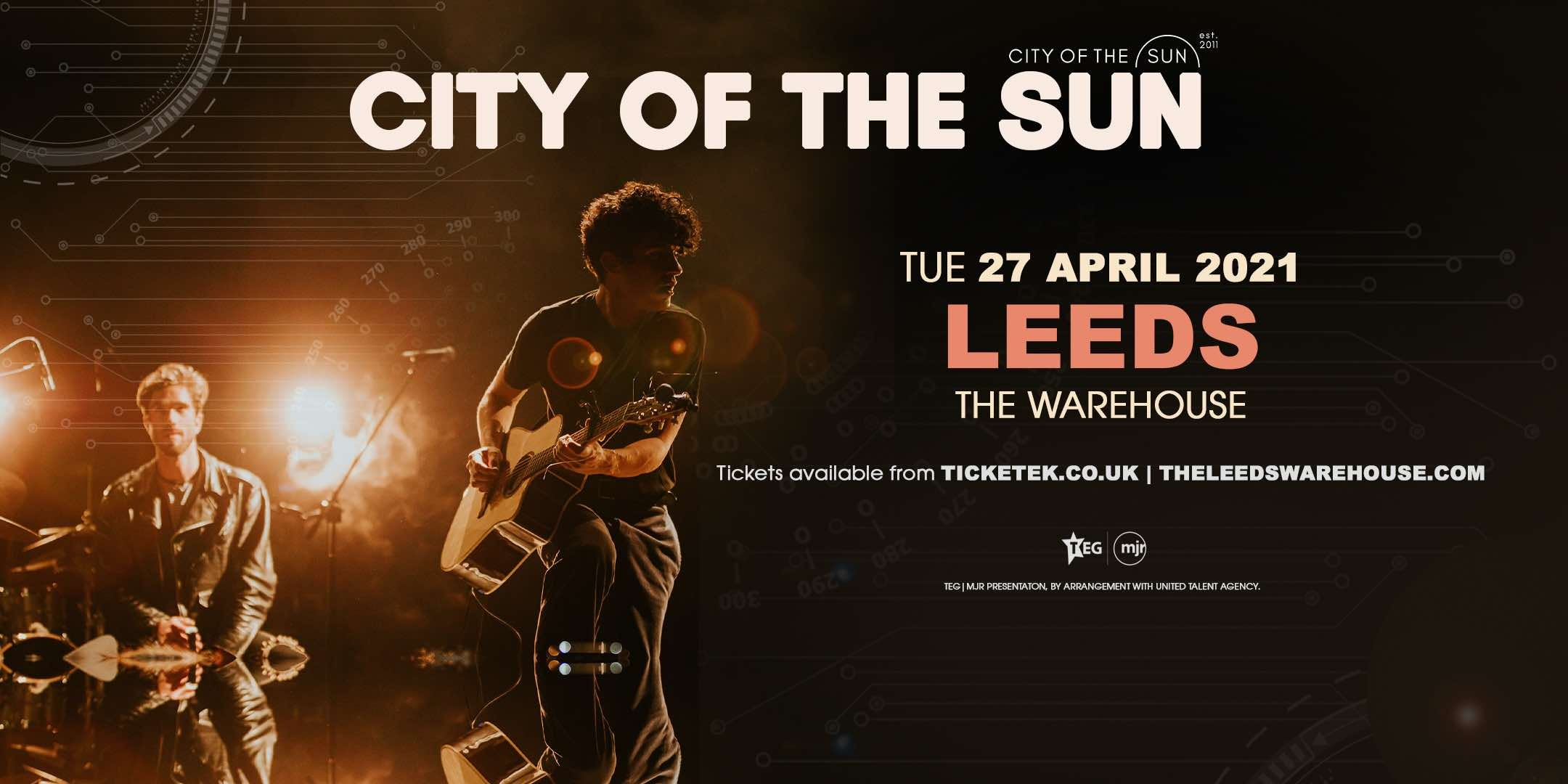 City Of The Sun – LIVE