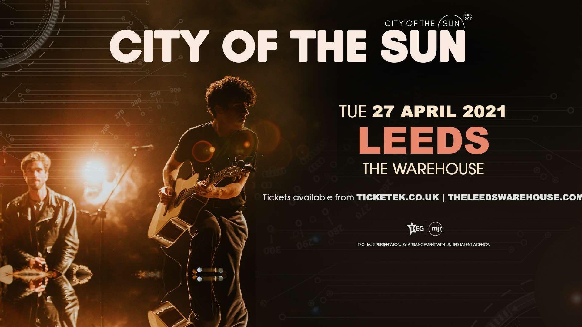 City Of The Sun – LIVE