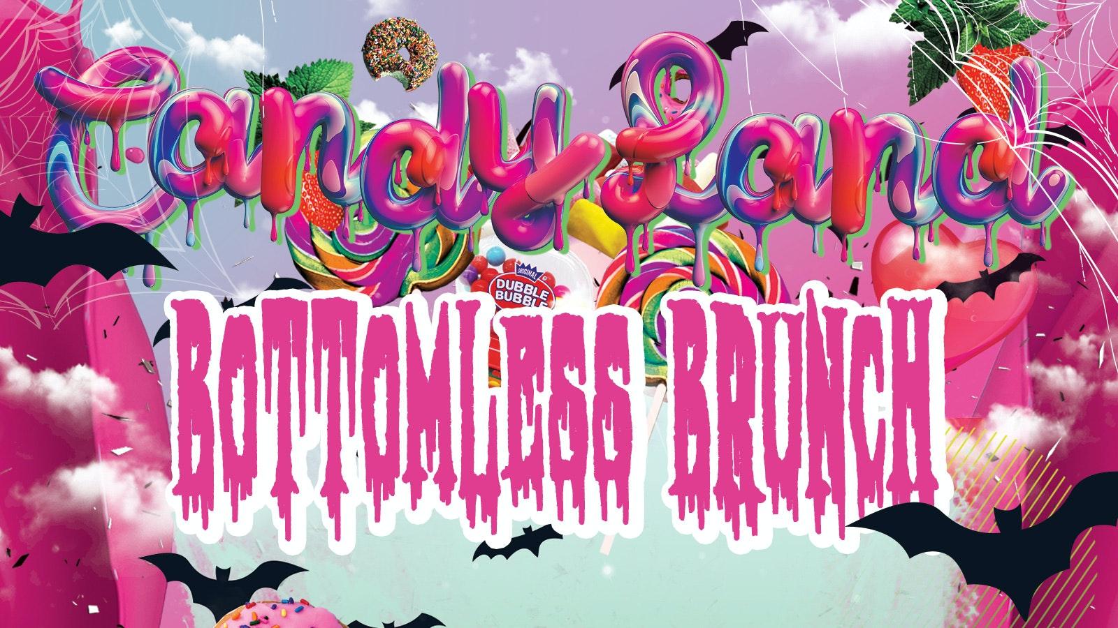 Candy Land Bottomless Brunch: Halloween Special