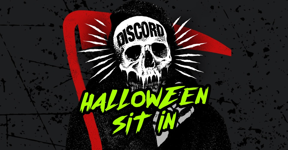 The Discord Halloween Sit-In!