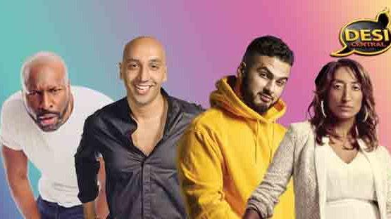 Desi Central Comedy Show – Hornchurch