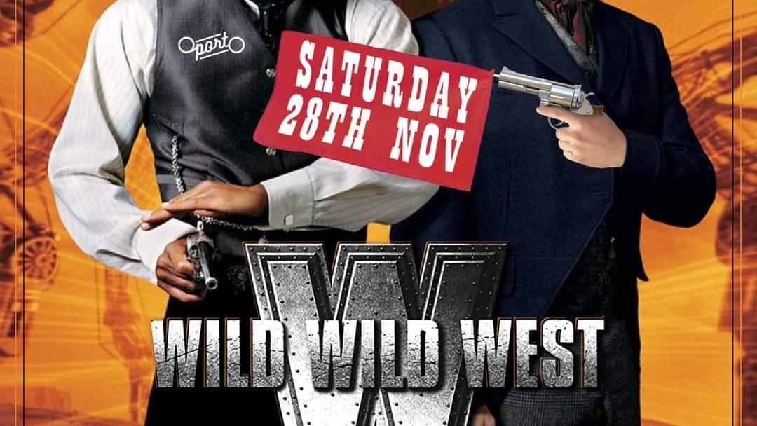 Wild West 24th birthday online party!