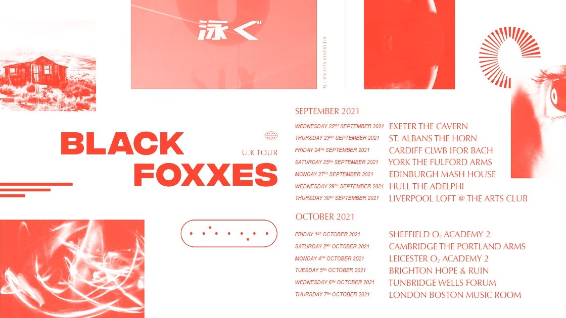 Black Foxxes + Guests
