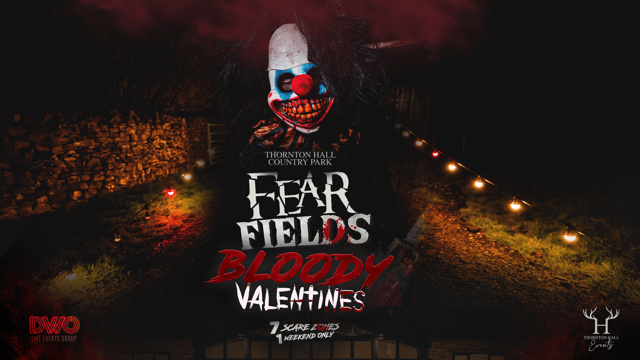 Fear Fields – Bloody Valentines, The Horror Walk